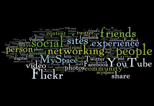 Schlagworte zu Social Networking (Abbildung: flickr / davidking)