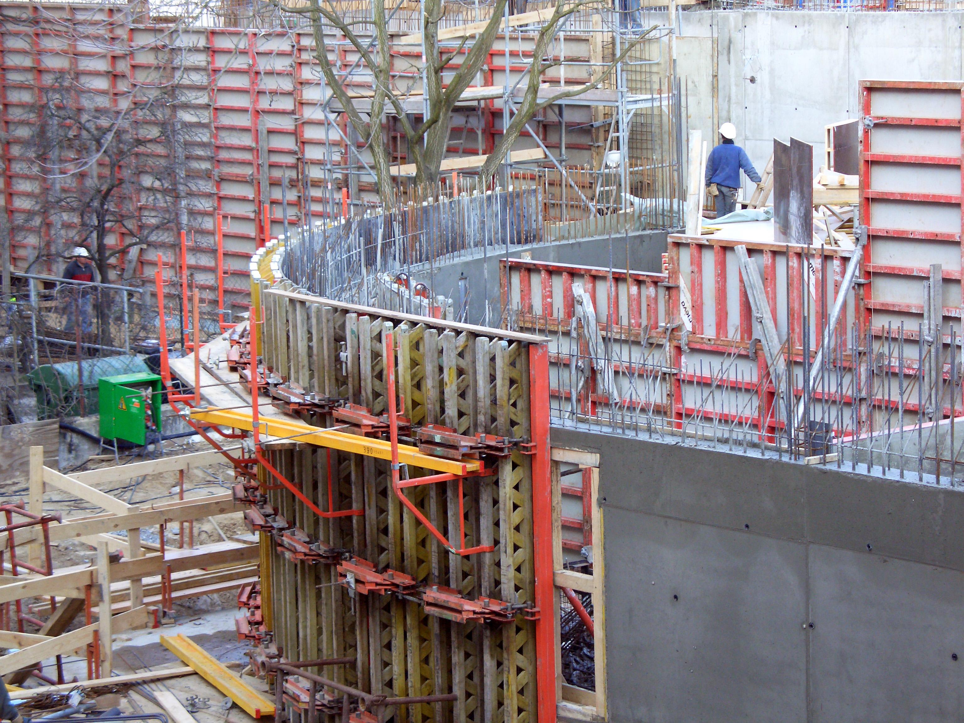 Ein Großprojekt entsteht (Foto: Mr. Monk / aboutpixel.de)
