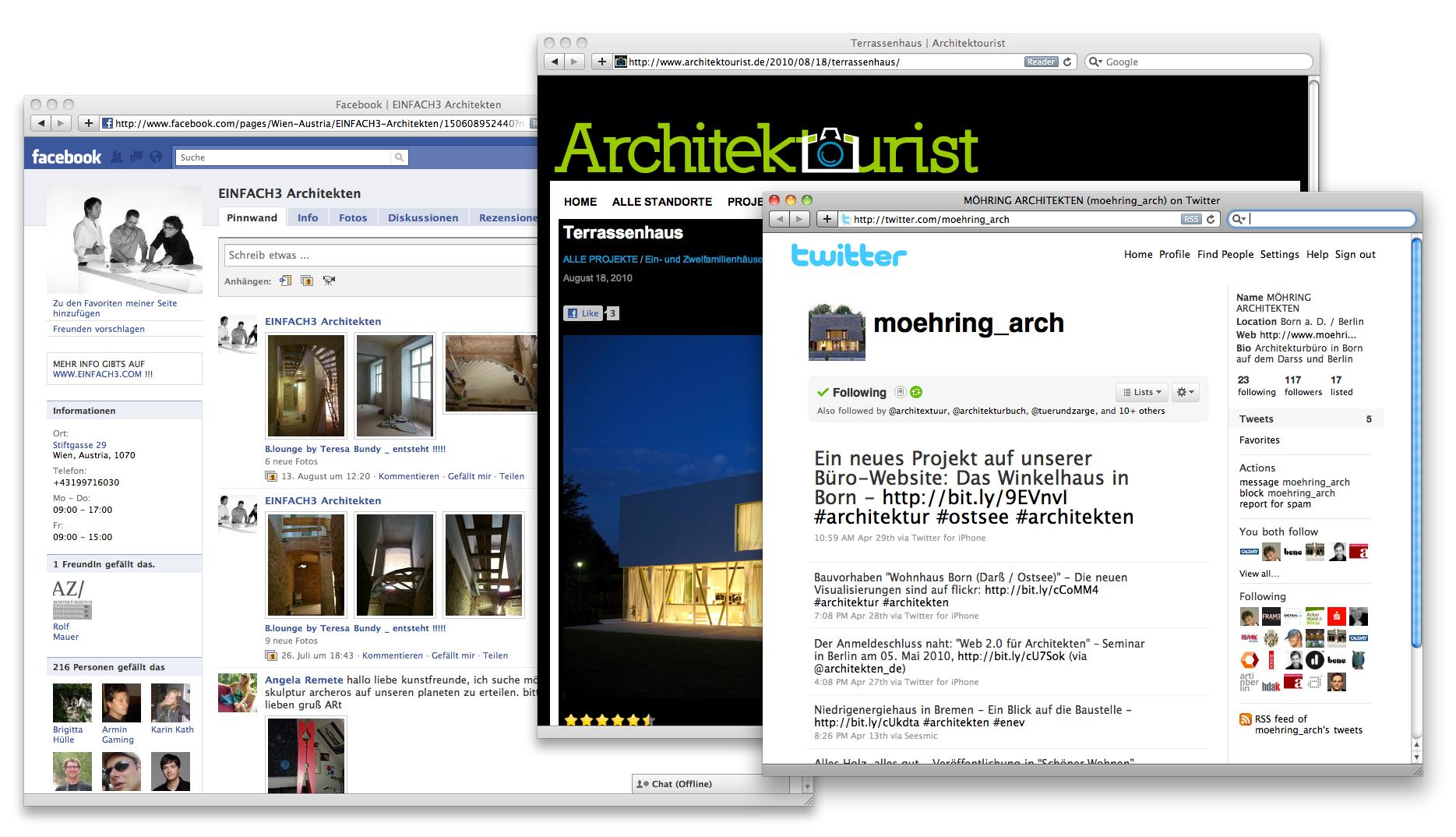 Neue Plattformen, die darauf warten, von Architekten bespielt zu werden