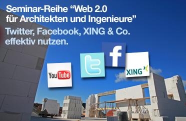 Web 2.0-Seminare für Ingenieure und Architekten