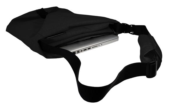 Laptop-Tasche von COTEetCIEL, gesehen bei MIKRO, Berlin