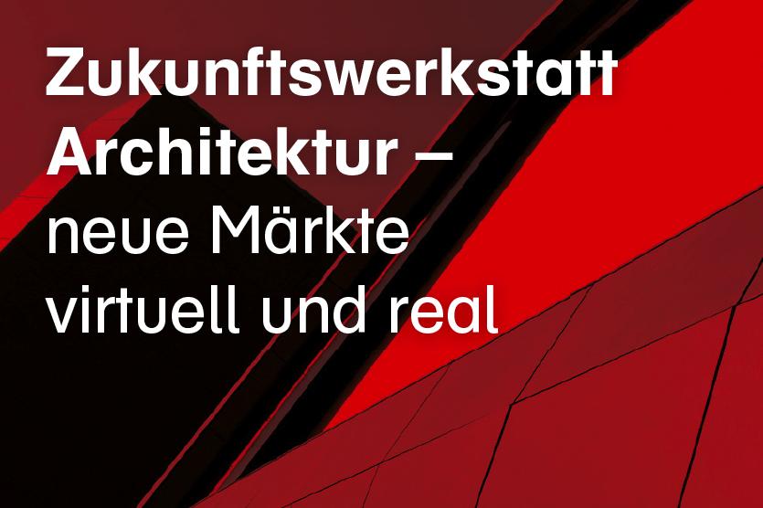 Zukunftwerkstatt Architektur am 09.11.2001 im Kölner KAP FORUM