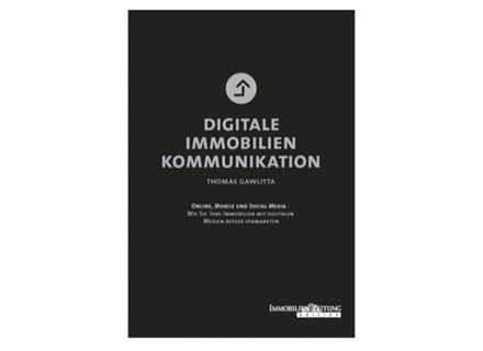 Buchcover: Digitale Immobilienkommunikation (von Thomas Gawlitta)