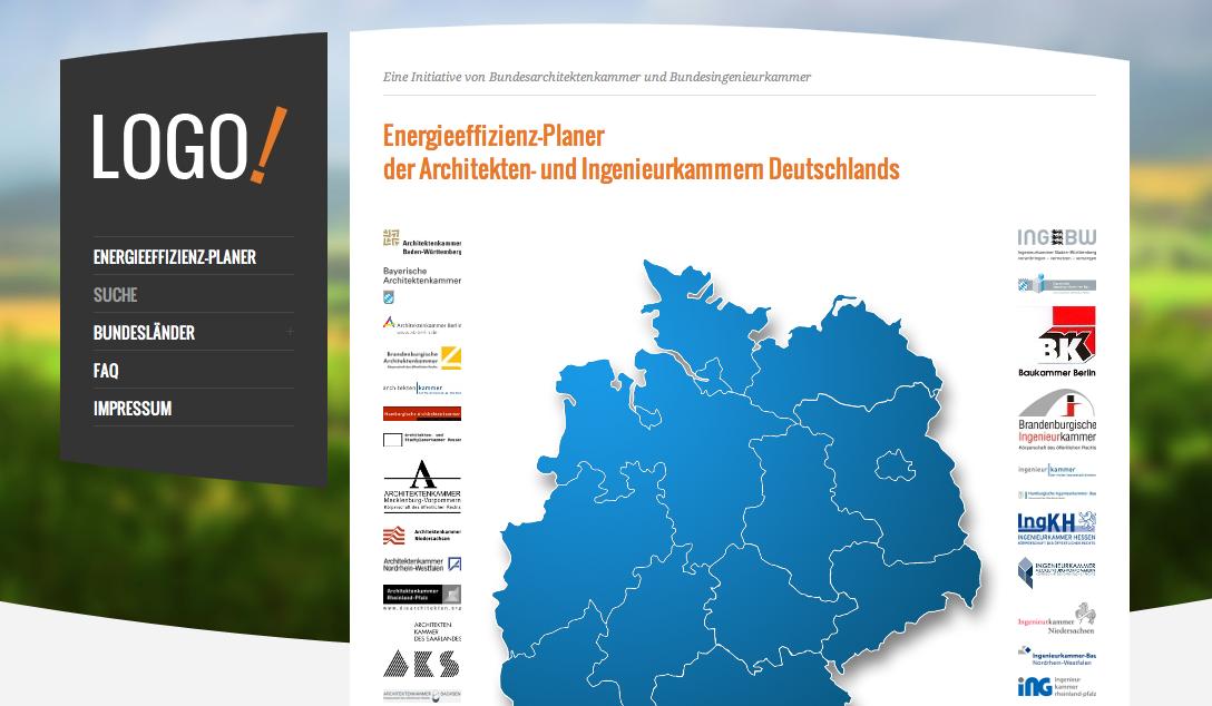 Screenshot von energieeffizienz-planer.de am (September 2012)