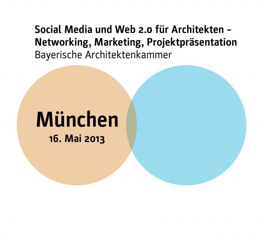 Social Media-Seminar in München (16.05.2013)