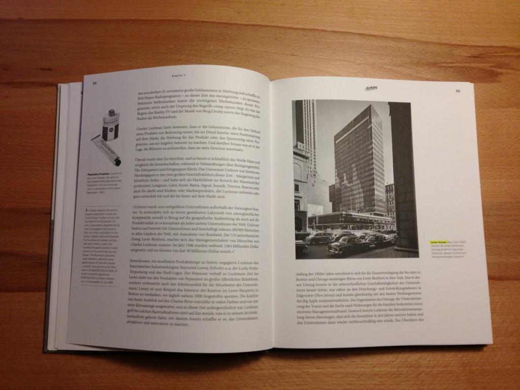 Das Lever House in New York, 1952: Ein frühes Beispiel für strategische Corporate Architecture