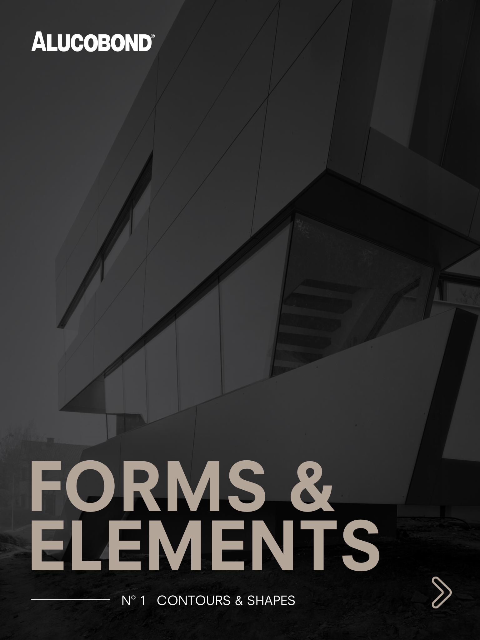 Architektur Magazin architektur magazin forms elements für architekten