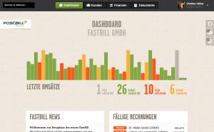 Rechnungen über das Internet erstellen und verwalten – mit Fastbill