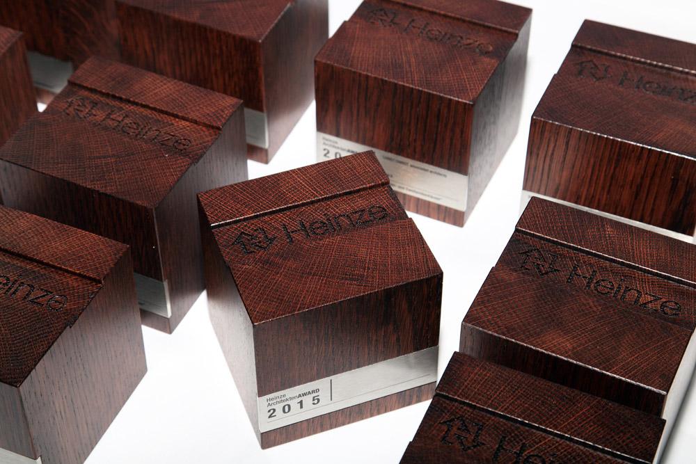 Heinze ArchitektenAWARD: Die Trophäe 2015