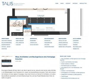Der Fachartikel von Eric Sturm auf talisonline.de