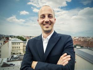 Planfred-Mitgründer Hannes Nimmerfall