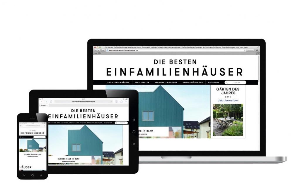 Neues Online-Portal zu Einfamilienhäusern