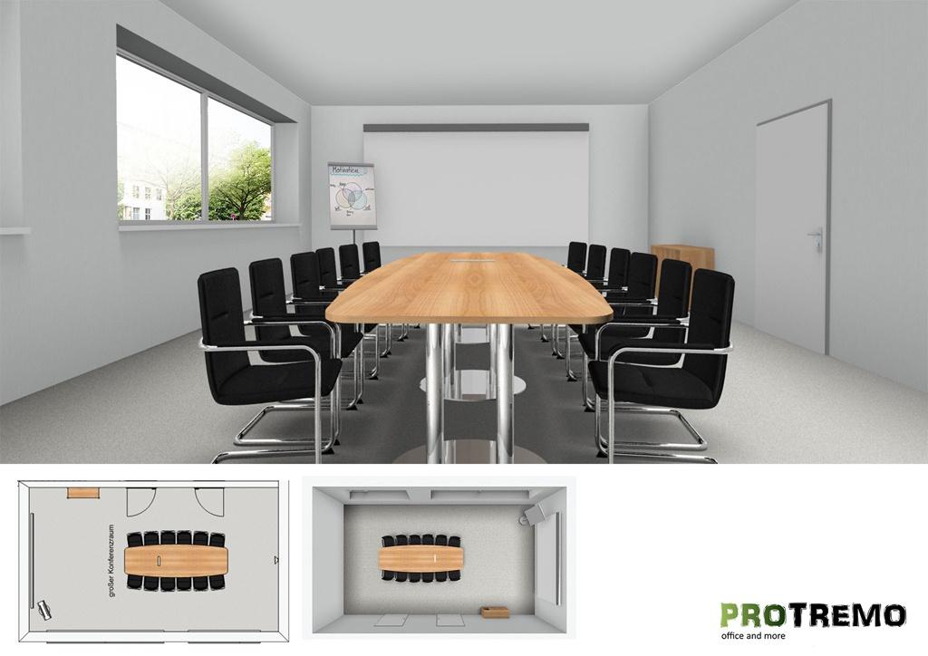 Konferenzraum-Planung