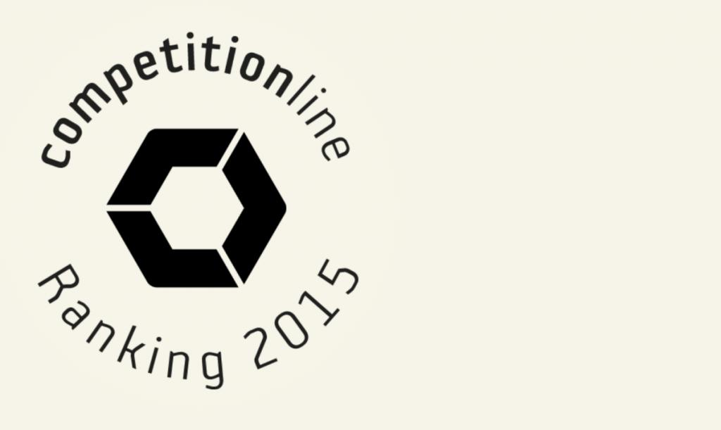 Dass Architekten-Ranking von competitionline 2015