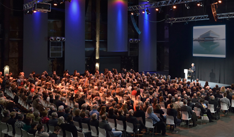 Heinze ArchitekTOUR Kongresse in Frankfurt und Berlin