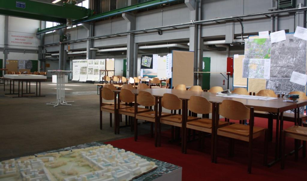 Wettbewerb Bayernkaserne (BDAtalk – Online über Architektur diskutieren)
