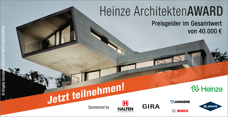 Heinze ArchitektenAWARD 2016