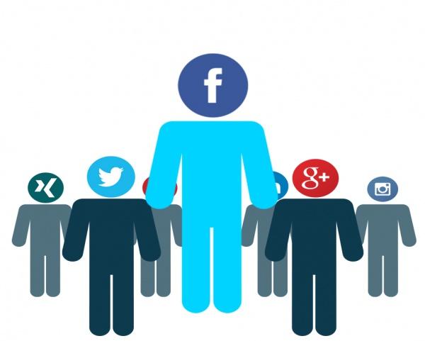 Soziale Medien können gezielt für das Personalmarketing eines Büros eingesetzt werden.