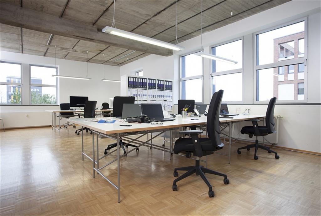 presigno GmbH, Dortmund: Blick in die Büroräume