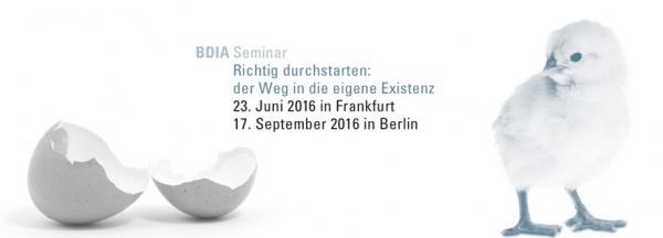 Der Weg in die eigene Existenz am 23. Juni in Frankfurt und am 17. September in Berlin