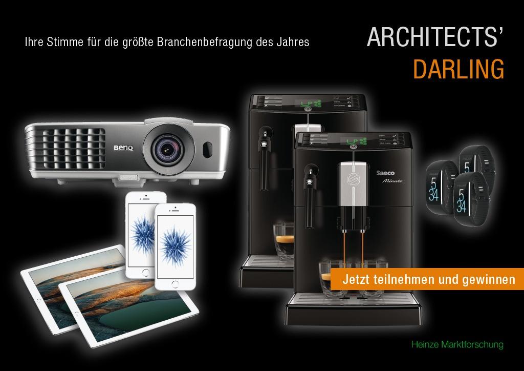 Architects' Darling: Wer ist Ihr Favorit?