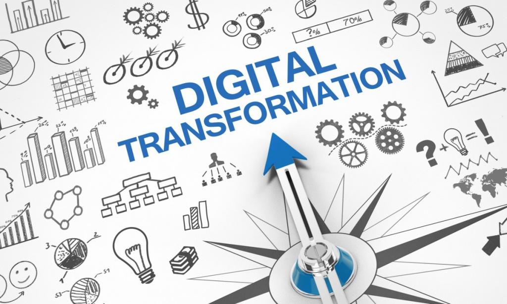Die digitale Transformation betrifft auch die Bau- und Immobilienbranche (Bild: PMG Projektraum Management GmbH)