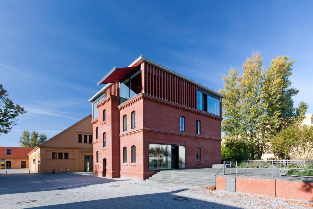 Die Villa der Bundesstiftung in Potsdam (Foto © Till Budde für die Bundesstiftung Baukultur)