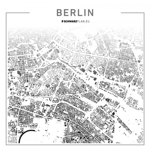 Lageplan Berlin (Bild: SCHWARZPLAN.EU)