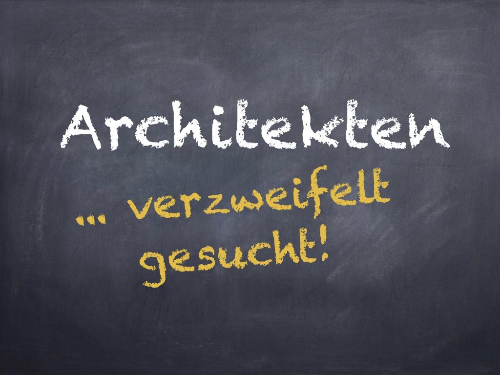 Architekt Finden wie architekturbüros und kommunen um bewerber konkurrieren