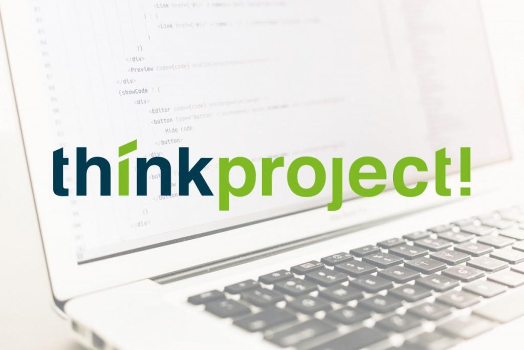 Symbolbild thinkproject (Hintergrundbild: Artem Sapegin / Unsplash)