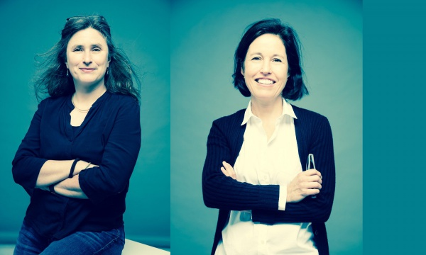 Presse- und Öffentlichkeitsarbeit jetzt auch für Architekturbüros: Gisela Graf und Katharina Marchal kooperieren (Fotos: Adriano Biondo)