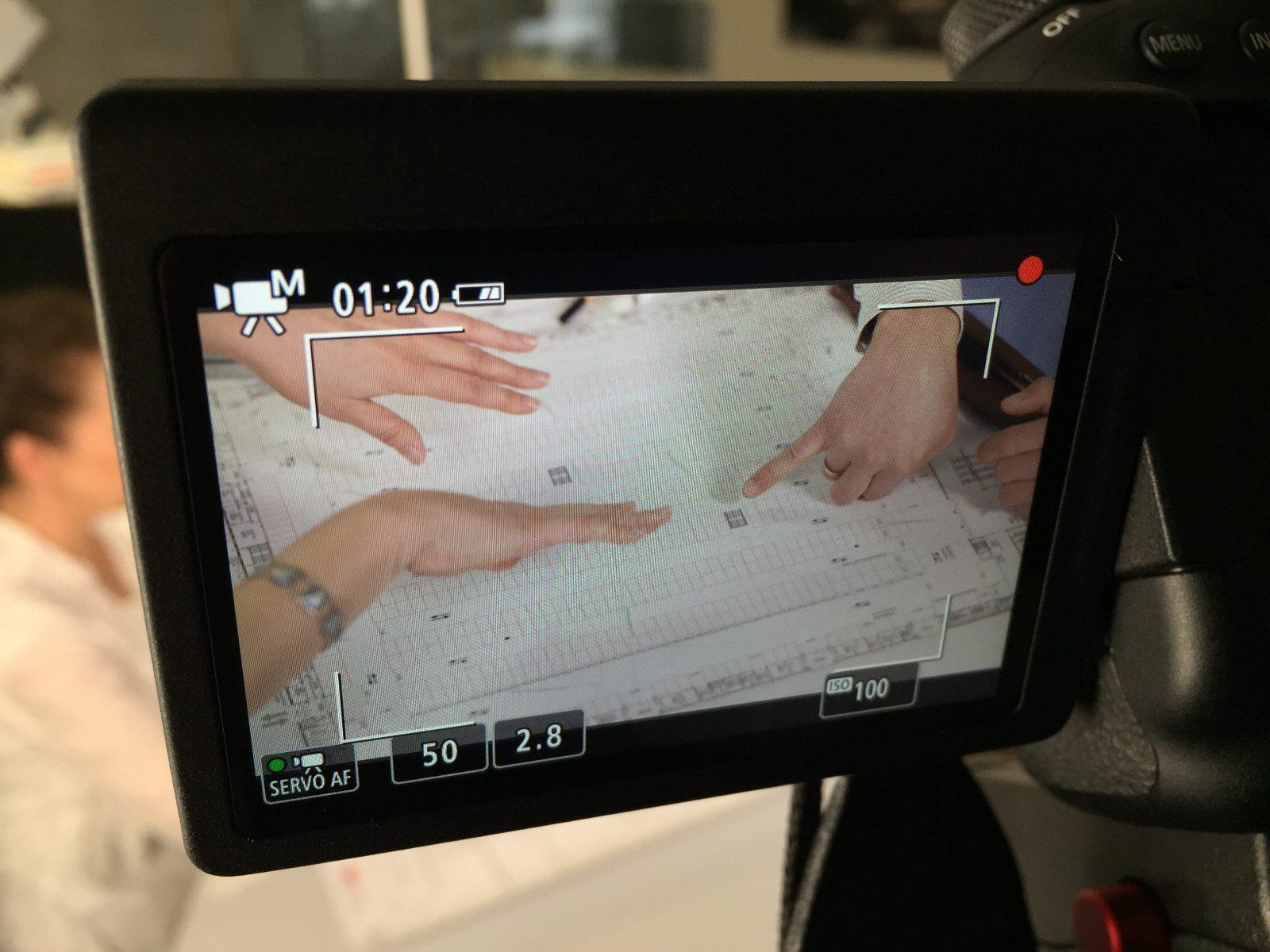 Relativ Das Planungsbüro in Szene setzen – so entsteht ein Unternehmensfilm LV03