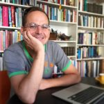 Eric Sturm, Webdesigner in Berlin (Foto: Mathilde Höhnk)