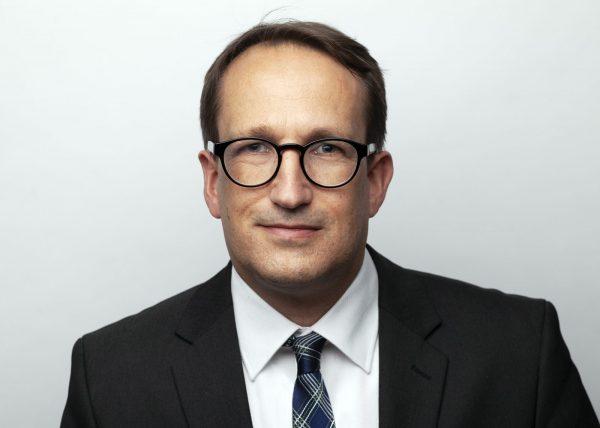 Frithjof Jönsson ist neuer Bundesgeschäftsführer des bdia bund deutscher innenarchitekten (Foto: bdia)