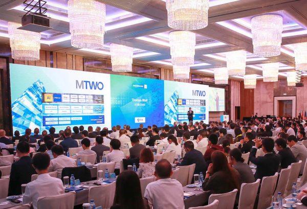 Der jährliche RIB-Kongress: iTWO World (Foto: RIB Software)