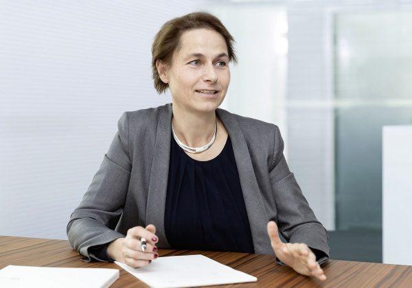 Miriam Haag, Geschäftsführerin ATP München (Foto: ATP/Rauschmeir)