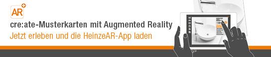 cre:ate-Musterkarten mit Augmented Reality (Grafik: Heinze)