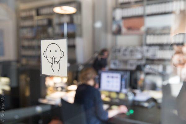Die Stille Stunde im Architekturbüro (Foto: ksg / Bettina Malik)