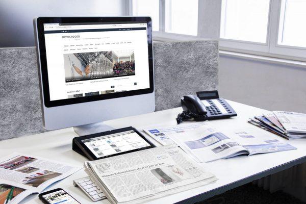 Pressearbeit ist heute längst nicht mehr auf Print beschränkt – sie erreicht Zeitungen und Fachzeitschriften ebenso wie Online-Medien. (Foto: pr nord)