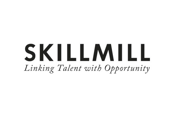 "Skillmill: ""Linking Talent with Opportunity"" (Grafik: Skillmill GmbH)"