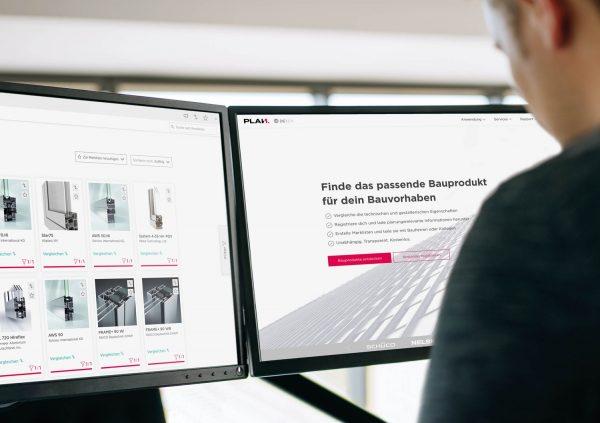 Produkte finden und vergleichen, innerhalb von Sekunden (Quelle: Plan.One GmbH)