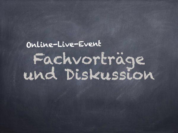 Online-Live-Event – Fachvorträge und Diskussion (Grafik: Internet-fuer-Architekten.de)