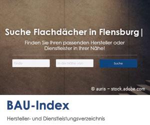 Neues Hersteller- und Dienstleisterverzeichnis für die Baubranche BAU-Index: Neues Hersteller- und Dienstleisterverzeichnis für die Baubranche