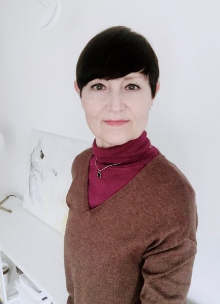 Ute Latzke ist Kommunikationsexpertin, Bloggerin und Texter für Architekten, Innenarchitekten und Entwickler (Foto: Ute Latzke)